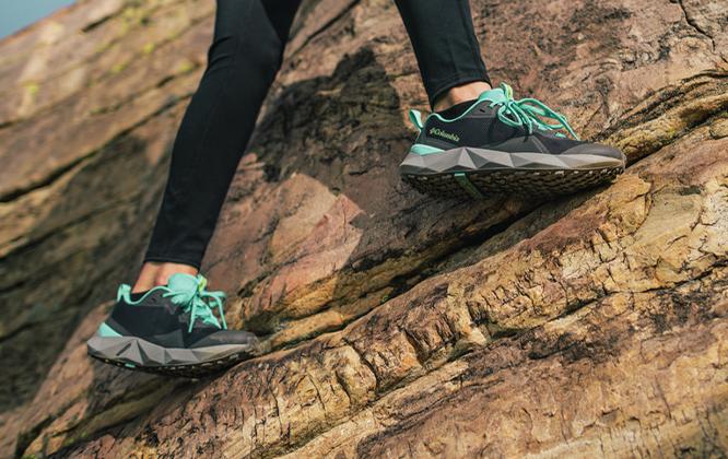 Shoe showing lighter, faster cushioning